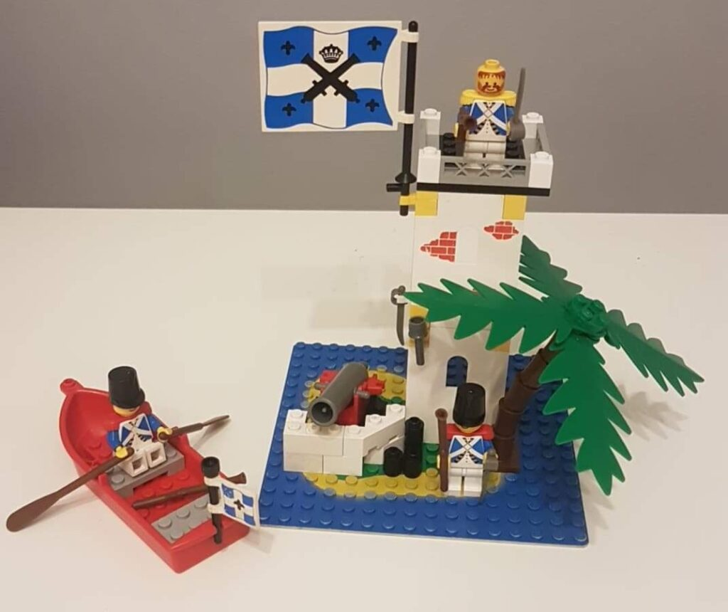 LEGO 6265