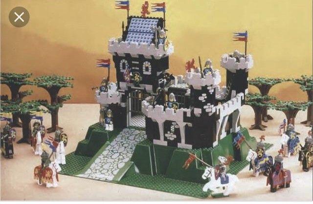 LEGO prototyp 6090?