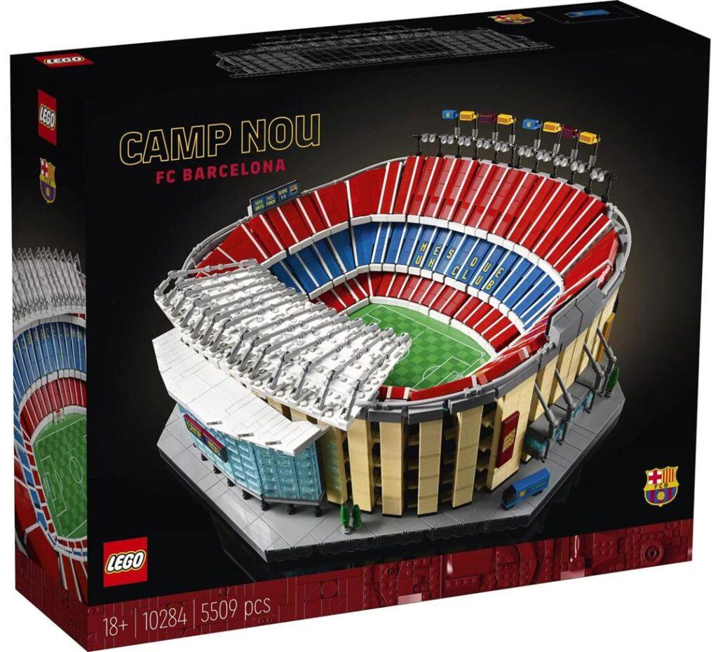 LEGO Camp Nou